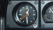 1980 Corvette Quartz Clock Conversion